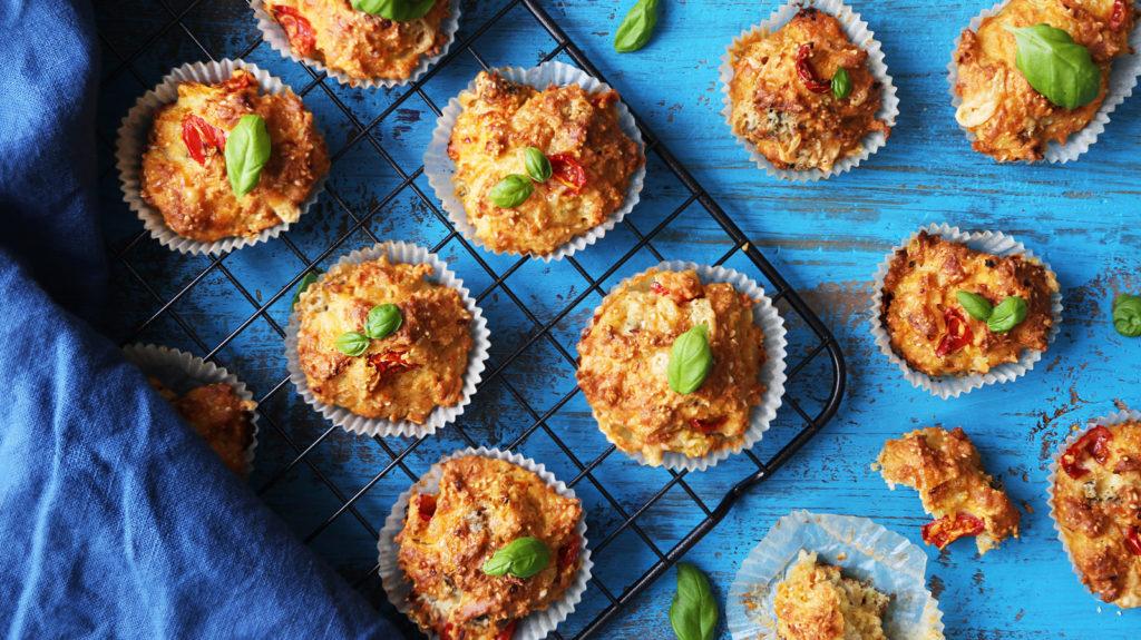 Glutenfrie matmuffins