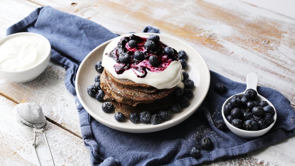 Glutenfrie pannekaker og lapper