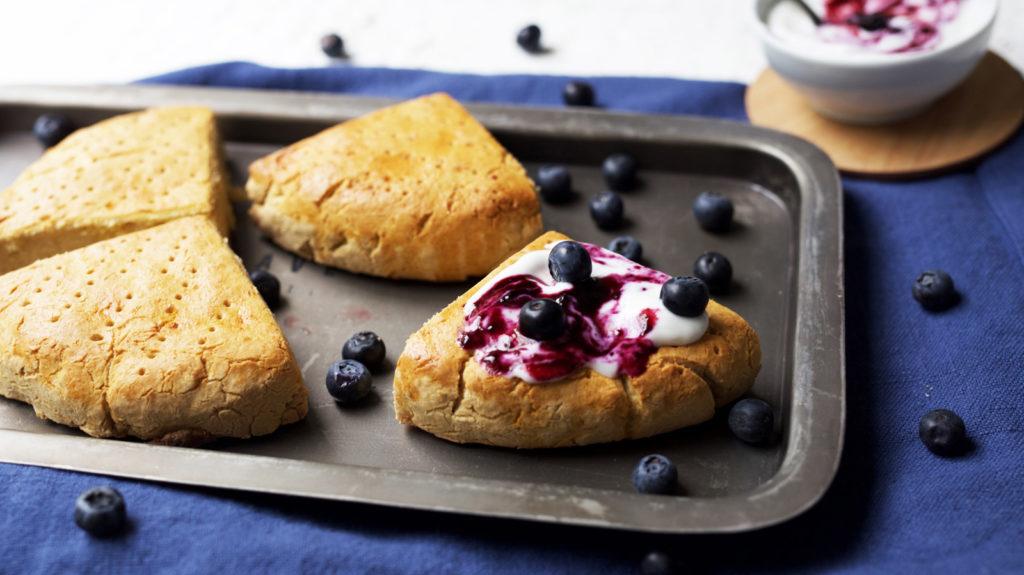 Glutenfrie scones med Jyttemjøl Original